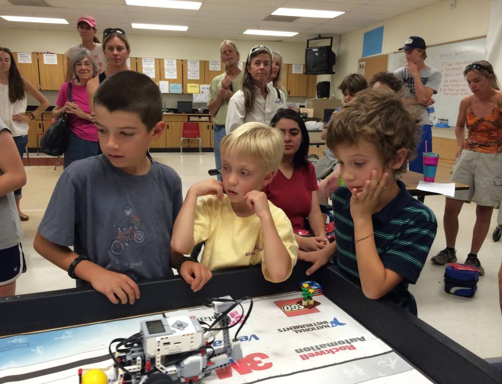 Lego League Introductory Night