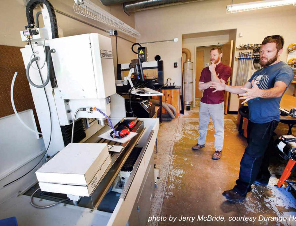 MakerLab offers high-tech education, tools