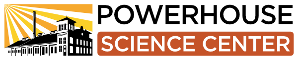 Powerhouse Science Center Retina Logo