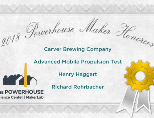2018 Powerhouse Maker Honorees