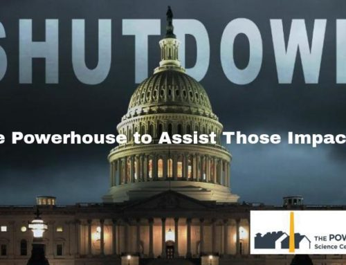 Powerhouse to support those impacted by government shutdown